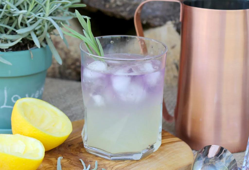 Tenemos la receta para que prepares un exquisito gin con lavanda - ginlavanda