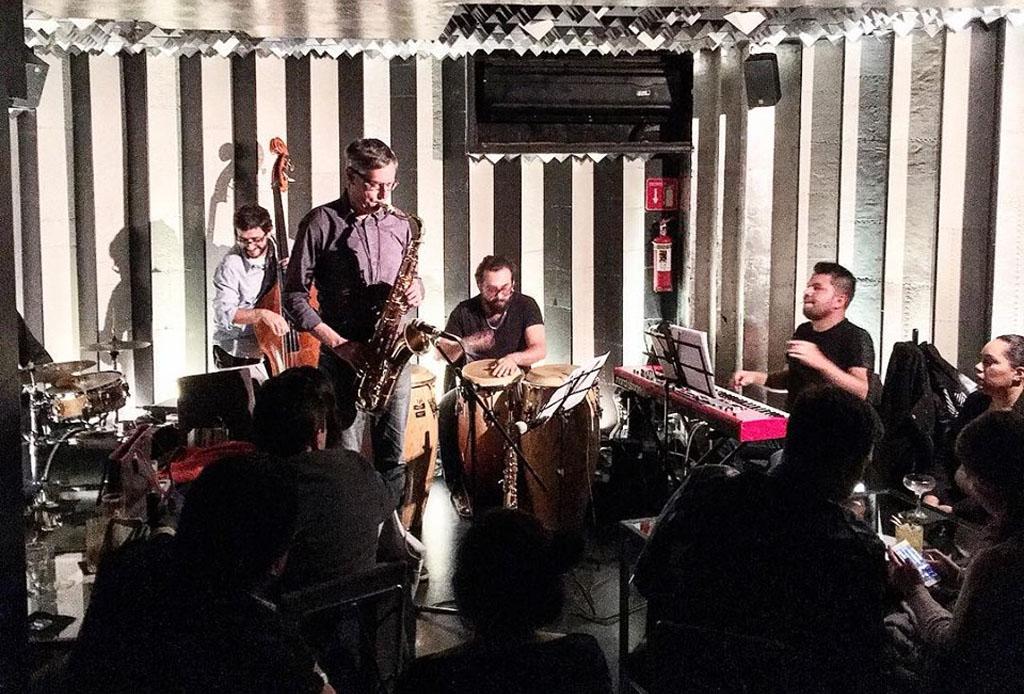 7mo Festival de Jazz en Jules Basement - jules-basement