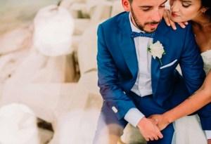 ¿Cómo se deben de vestir los hombres en una boda en jardín?