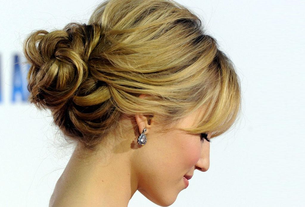 el secreto para mantener tu peinado de fiesta en su lugar - Peinados Fiesta