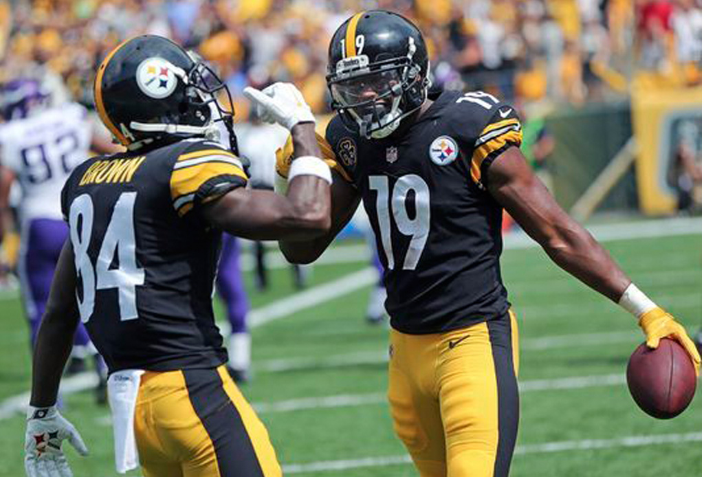 Los mejores festejos de touchdown en la NFL