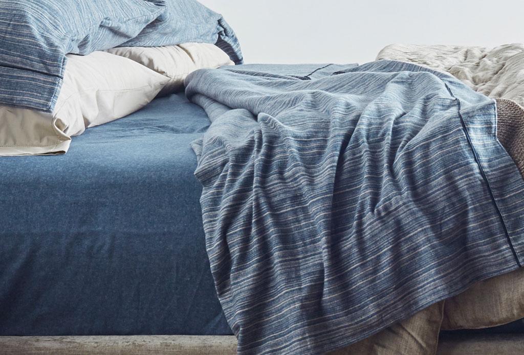 Cómo transformar tu habitación en un espacio cozy para invierno - sabanas-1