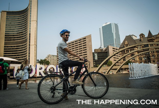 ¿La mejor forma de conocer Toronto? ¡En bicicleta! - toronto-luis-gerardo-1024x694