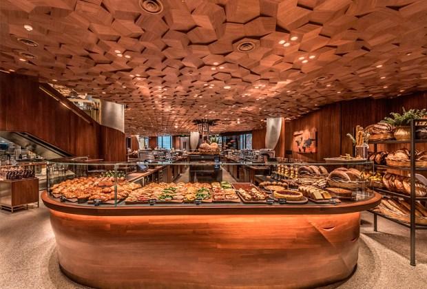 El Starbucks más grande del mundo acaba de abrir en China - comida-1024x694