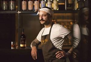 El Arte de Ir Despacio: intenso, inteligente y loco de remate, él es el chef Diego Rossi
