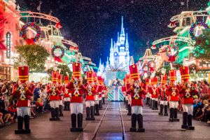 Bucket list: visitar Walt Disney World durante las fiestas decembrinas
