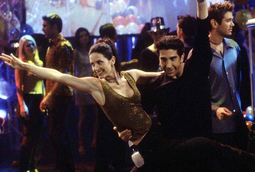 Disfruta de un maratón con los 9 episodios navideños de Friends - friends-episodio-navidad-7