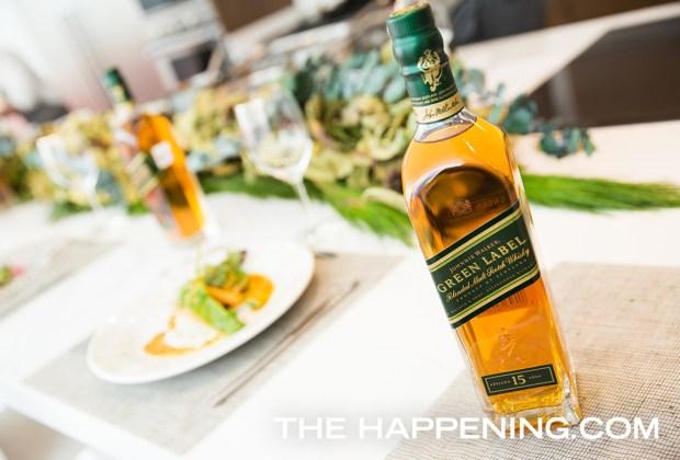 Este fin de año se celebra con Johnnie Walker Green Label - green-label-3-1024x694