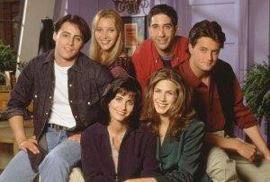 La serie «Friends» es #OutfitInspo para los millennials