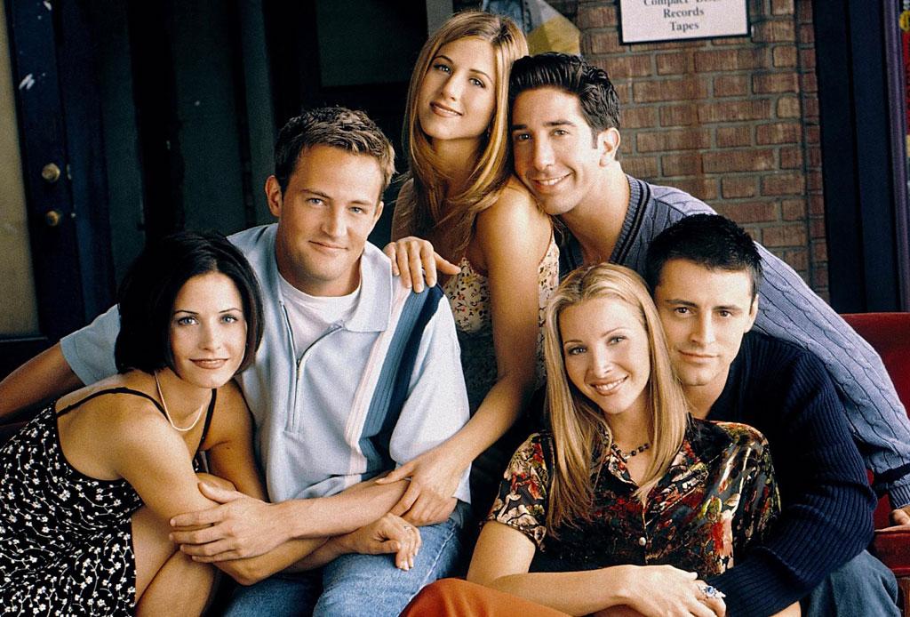 ¿Bebé en camino? Los nombres de estas celebridades de los 90's son la tendencia - friends-serie