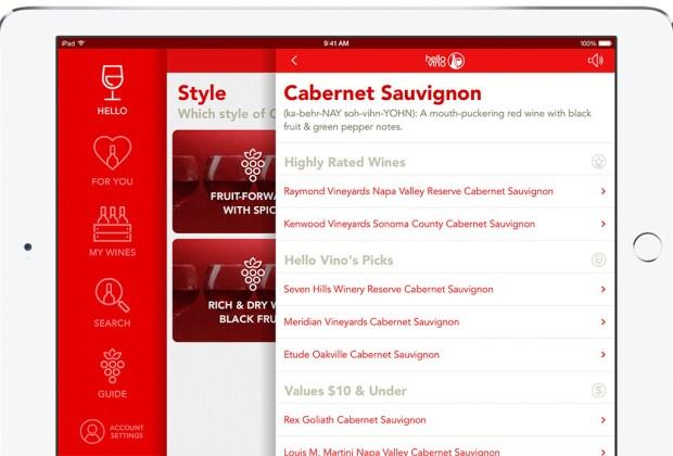 Apps que te ayudarán a convertirte en un experto en vino - hello-1024x694