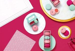 Una irresistible colección de maquillaje llega esta primavera ¡en forma de macarons!