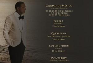 Luis Miguel regresa al Auditorio Nacional