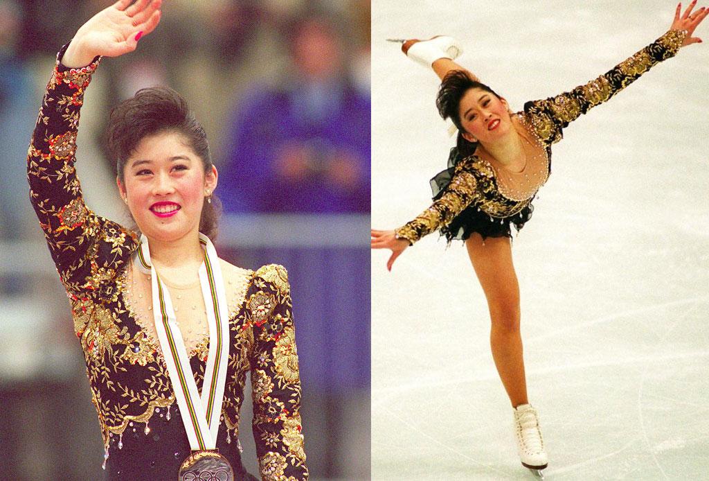 ¿Te acuerdas de las patinadoras sobre hielo que dominaron los 90's? - patinadora-sobre-hielo-2