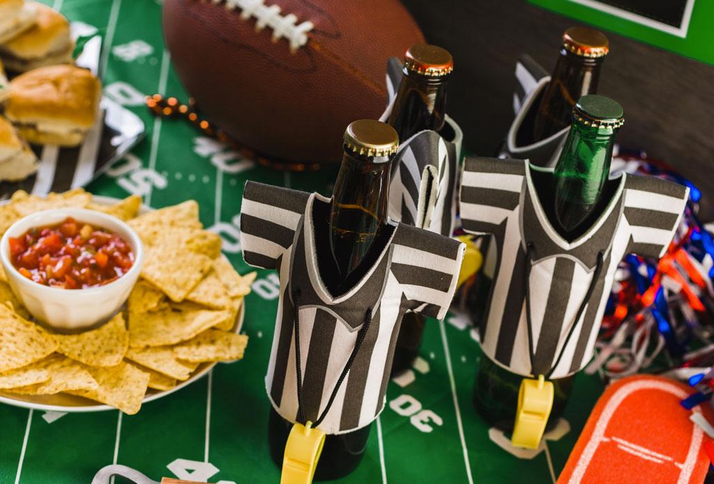 ¿Fan de los Patriotas? Así puedes decorar para ver el Super Bowl