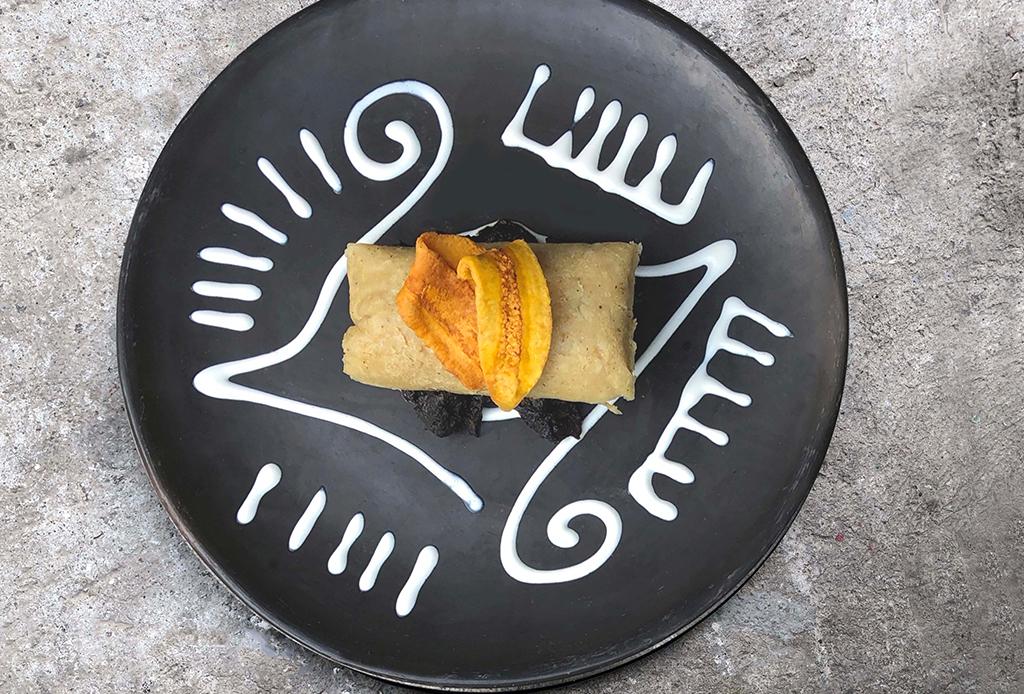 ¿Tamales gourmet? Existen y estos son los imperdibles en la CDMX - tamal-corazon-de-maguey