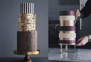 ¡Estamos obsesionados con estos pasteles que parecen esculturas!