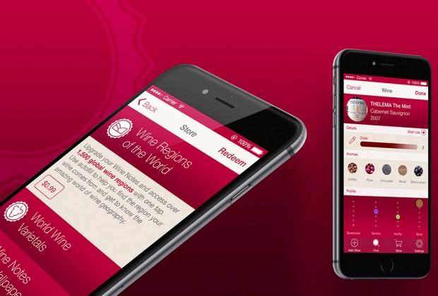 Apps que te ayudarán a convertirte en un experto en vino - wine-1024x694