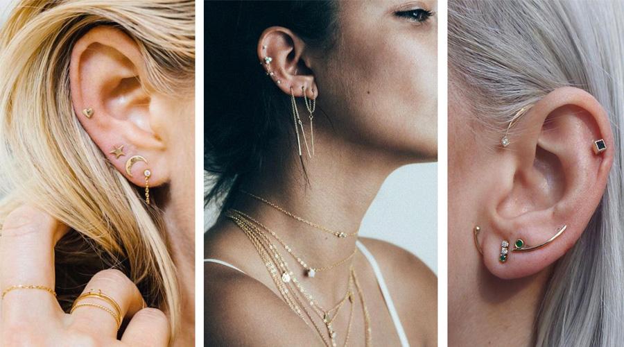 ¿Por qué es saludable usar aretes de oro? - earpart