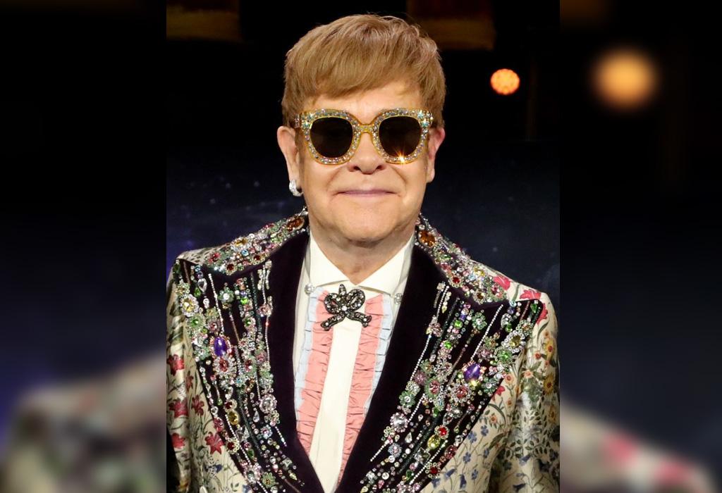 Gucci será quien vista a Elton John en su última gira mundial - ejg