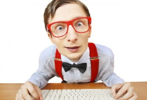 ¿Por qué deberías conquistar a un nerd?