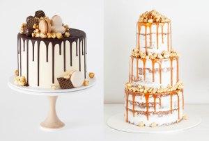 Encuentra los famosos 'drip cakes' en estas pastelerías de la CDMX