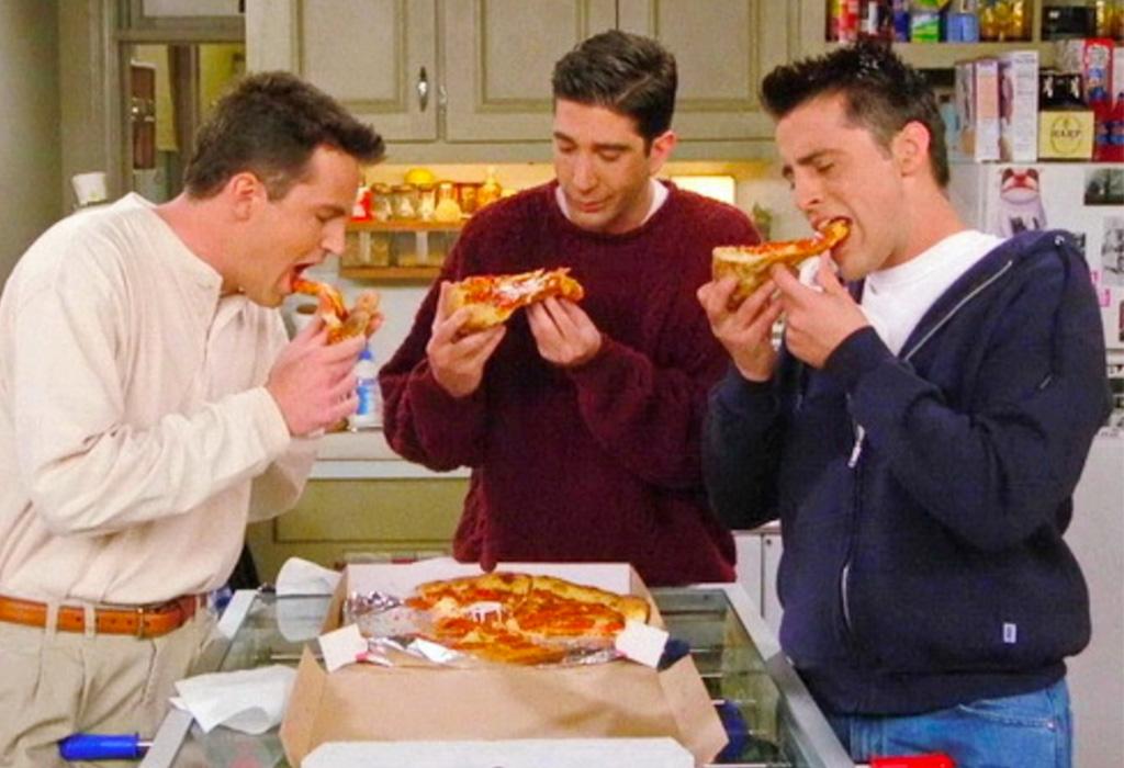 ¿Dónde comería pizza Joey de «Friends» en la CDMX?