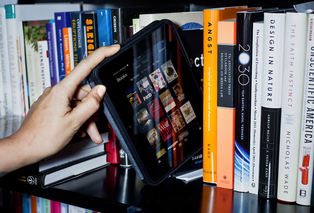 Conviértete en un E-reader y lee tus libros favoritos en estas apps