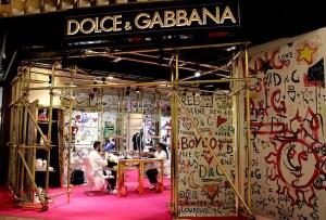 Personaliza tus tenis Dolce & Gabbana