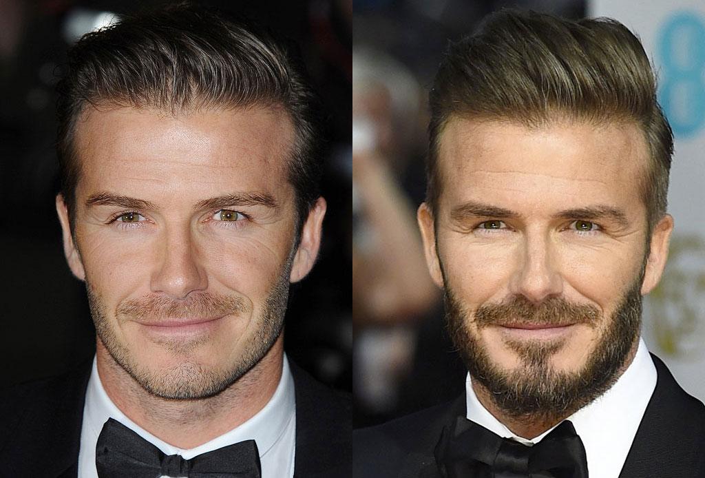 Cómo se ven mejor estos famosos... ¿con o sin barba? - famosos_barba