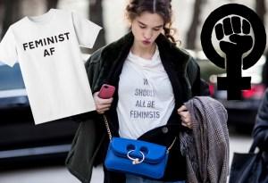 ¡Celebra el Día Internacional de la Mujer con estas originales t-shirts!