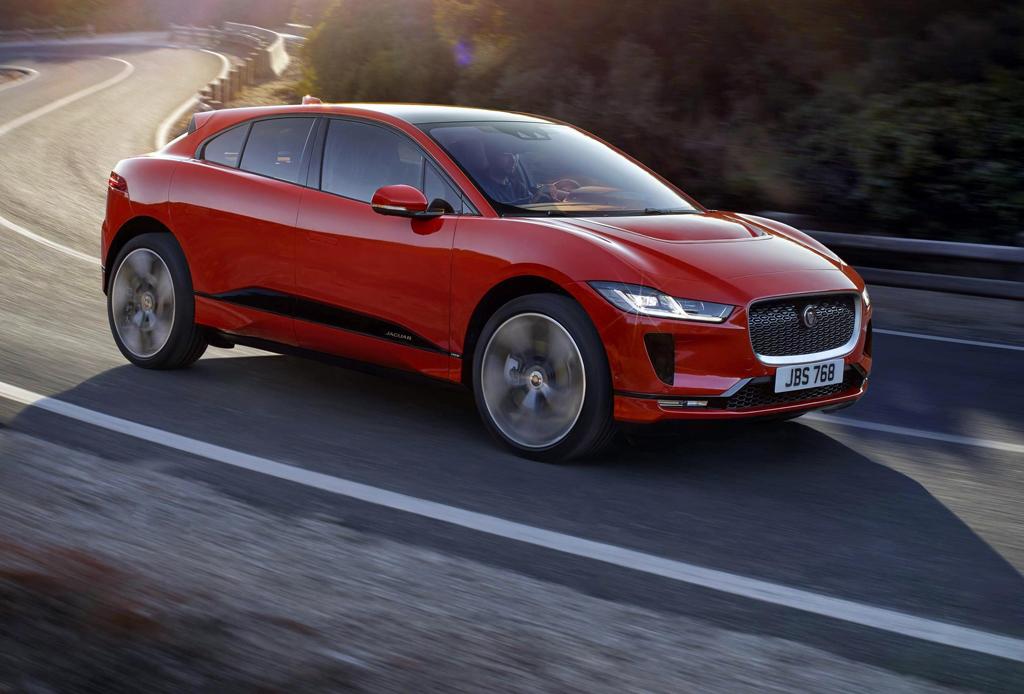 El primer Jaguar 100% eléctrico ya está en el mercado