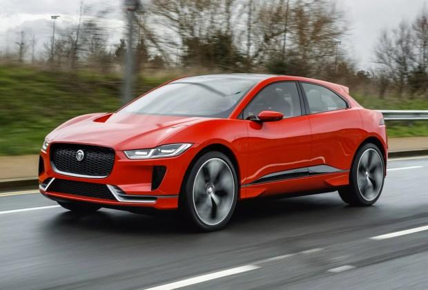 El primer Jaguar 100% eléctrico ya está en el mercado - jaguar-i-pace-3-1024x694