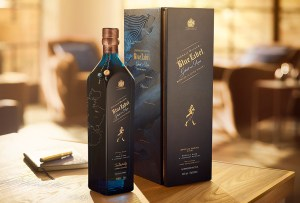 Johnnie Walker Blue Label presenta su nueva edición 'Ghost and Rare'