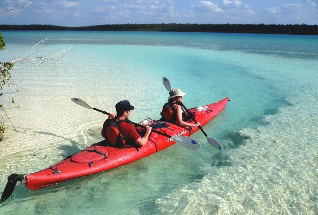 Los mejores lugares en México para hacer Kayak - kayak_mexico