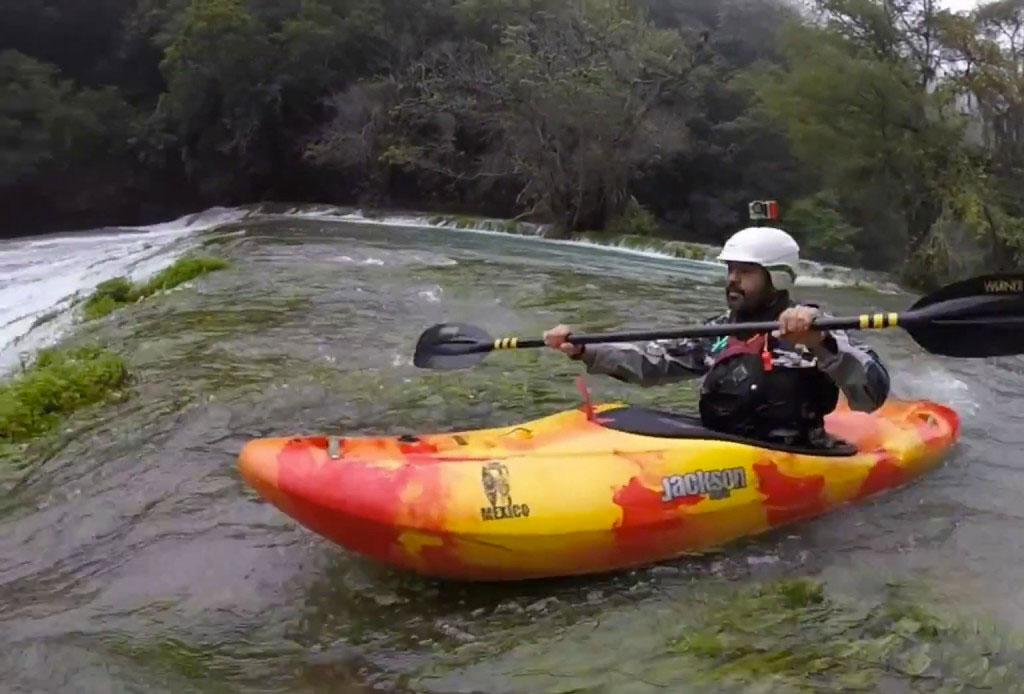 Los mejores lugares en México para hacer Kayak - kayak_mexico_1