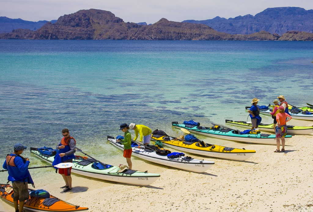 Los mejores lugares en México para hacer Kayak