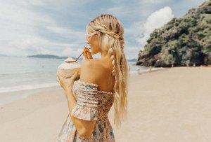 ¿Estás en la playa? Estas ideas de peinados serán tu salvación