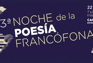 Noche de poesía francófona