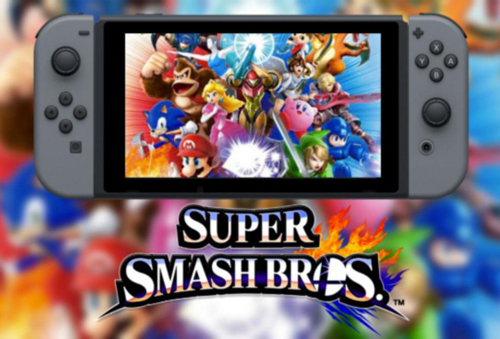 Llega un NUEVO Super Smash Bros para Nintendo Switch - smash_nintendo