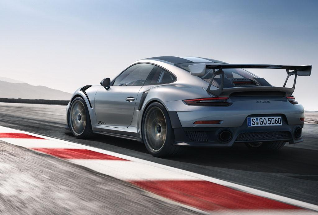 3 nuevos modelos de Porsche llegaron a México