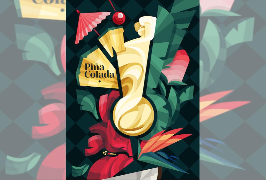 La etiqueta de Zacapa Ámbar fue reinterpretada por ilustradores mexicanos - zacapa-2