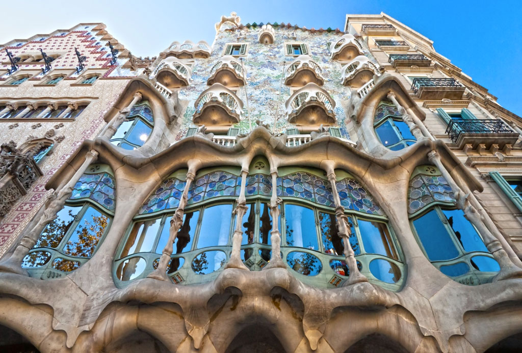 La Casa Batlló, una de las grandes obras de Gaudí, es la inspiración de esta pluma - casa-batllo-pluma-visconti-2