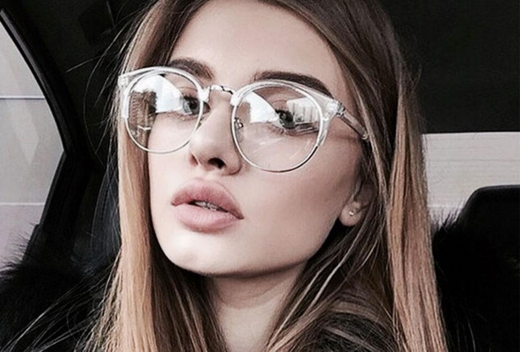 90951e44ce Descubre cuáles son los lentes ideales para ti según la forma de tu cara