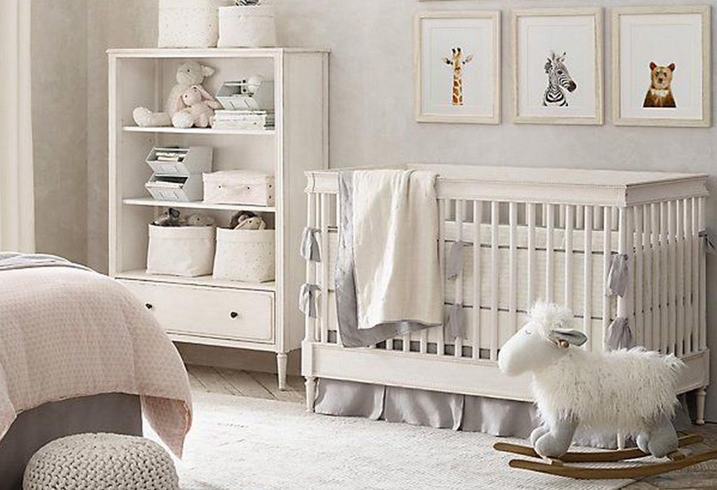 Consejos para decorar el cuarto de tu bebé