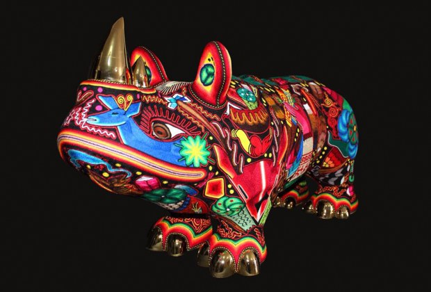 Happenings: todo lo que puedes hacer este fin de semana en la CDMX (8 - 10 junio) - primera-bienal-arte-huichol-1-1024x694