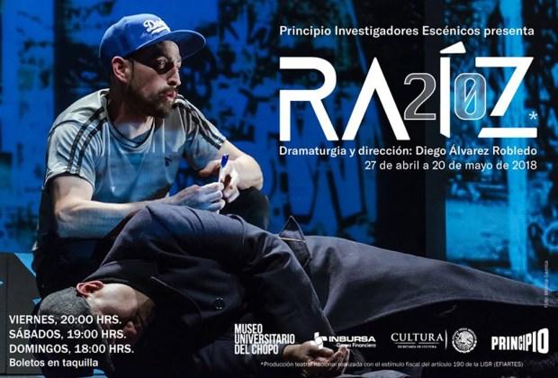 Happenings: todo lo que puedes hacer en la CDMX este fin de semana (4 - 6 de mayo) - raiz-museo-del-chopo-1024x694