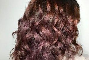 'Rose brown', la nueva tendencia de color para las castañas