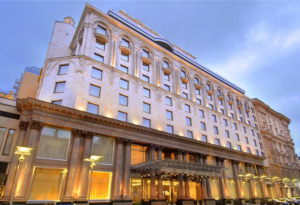 Los mejores hoteles para disfrutar de Rusia 2018 - ararathotelesmundial