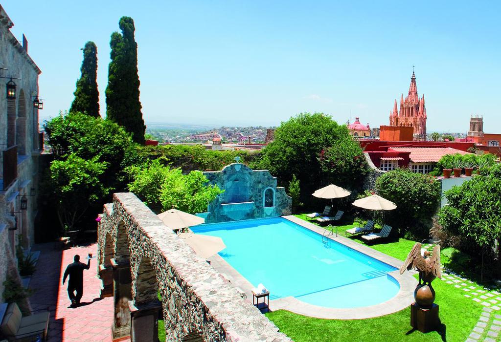 Estos son los hoteles más increíbles cerca de los viñedos mexicanos - belmonhotelsanmiguel